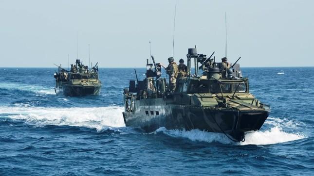 Vụ Iran bắt xuồng tuần tra: Hải quân Mỹ quá yếu kém và nghiệp dư? - ảnh 1