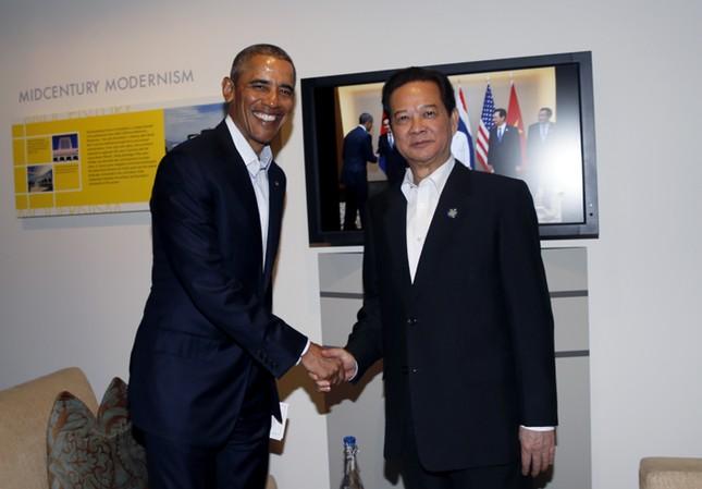 Việt Nam và Mỹ tích cực chuẩn bị cho chuyến thăm của ông Obama - ảnh 1