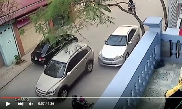 Truy trách nhiệm của chiếc xe màu đen trong vụ Camry 'điên' - ảnh 1