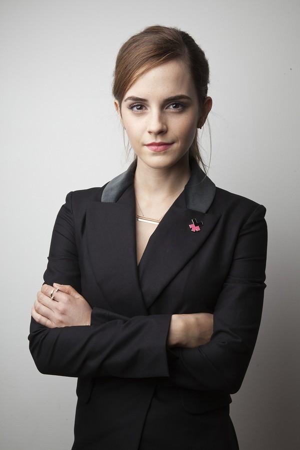 'Phù thủy nhỏ' Emma Watson dành 1 năm cho hoạt động vì nữ quyền - ảnh 1