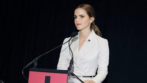 'Phù thủy nhỏ' Emma Watson dành 1 năm cho hoạt động vì nữ quyền - ảnh 4