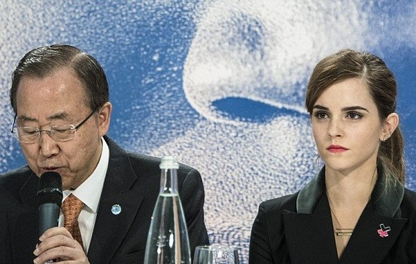 'Phù thủy nhỏ' Emma Watson dành 1 năm cho hoạt động vì nữ quyền - ảnh 2