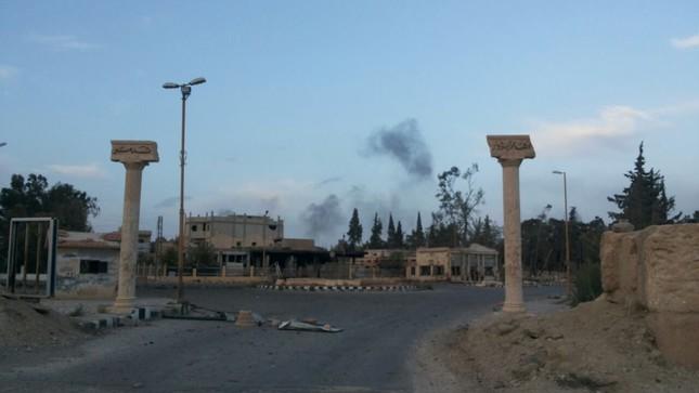 Người dân trở về quê hương Palmyra, cảm ơn sự giúp đỡ của Nga - ảnh 3