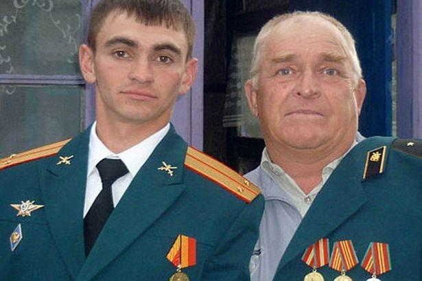 Đặc nhiệm Nga tử trận ở Syria sắp đón con đầu lòng - ảnh 2