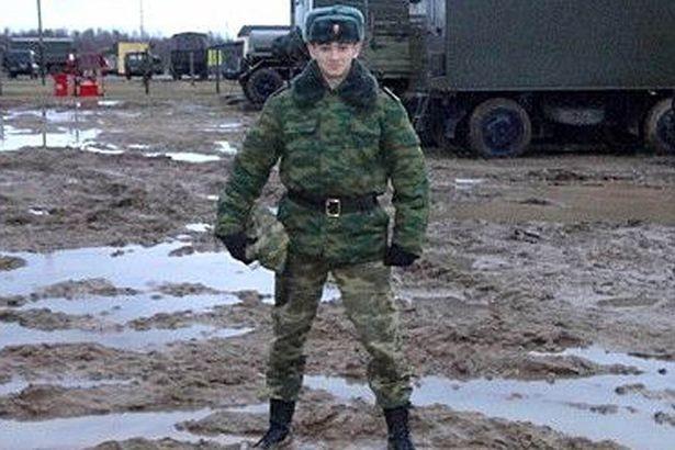 Đặc nhiệm Nga tử trận ở Syria sắp đón con đầu lòng - ảnh 3