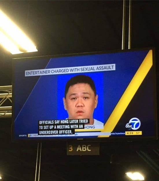 Truyền hình Mỹ đăng tải thông tin về vụ Minh Béo bị bắt - ảnh 1