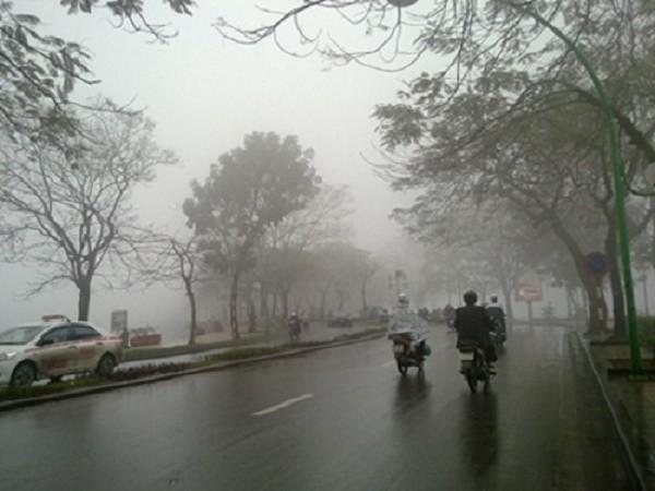 Dự báo thời tiết 1/4: Bắc Bộ mua phùn, có sương mù vào sáng sớm - ảnh 1