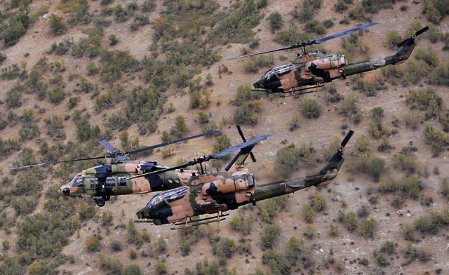 Người Kurd bắn rơi trực thăng quân sự Thổ Nhĩ Kỳ - ảnh 1