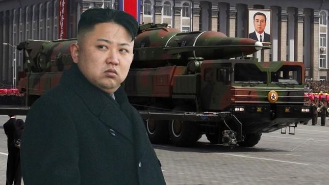 Kim Jong-un: Triều Tiên sẽ đánh đòn 'phủ đầu' bằng hạt nhân - ảnh 1