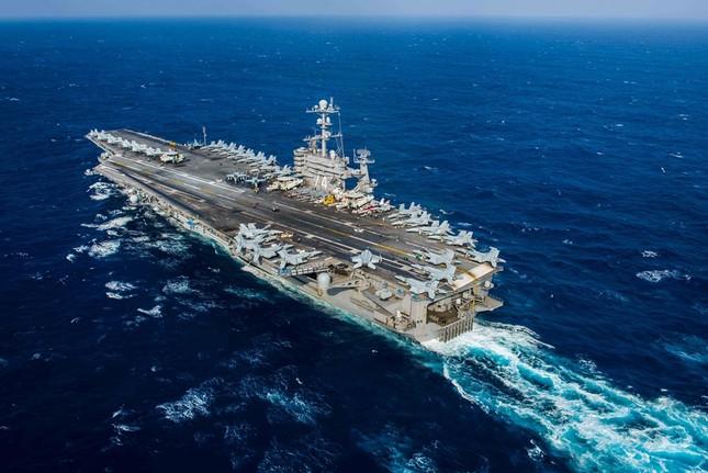 Sức mạnh tàu sân bay USS John C. Stennis Mỹ điều đến Biển Đông - ảnh 4