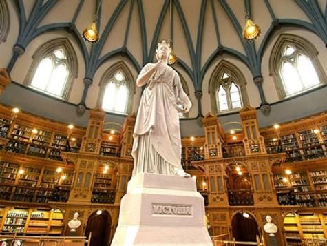 Choáng ngợp với các thư viện lộng lẫy nhất thế giới - ảnh 7