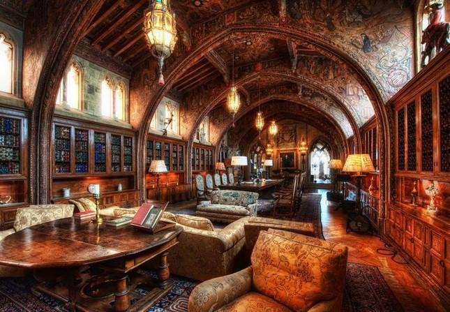 Choáng ngợp với các thư viện lộng lẫy nhất thế giới - ảnh 11