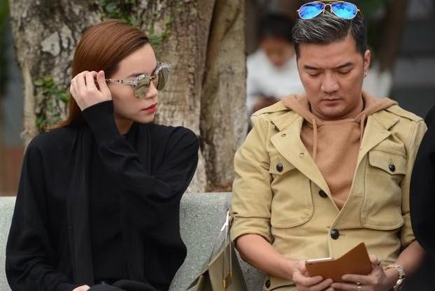 Hà Hồ, Mr Đàm.. ngậm ngùi đến tiễn đưa nhạc sĩ Lương Minh - ảnh 1