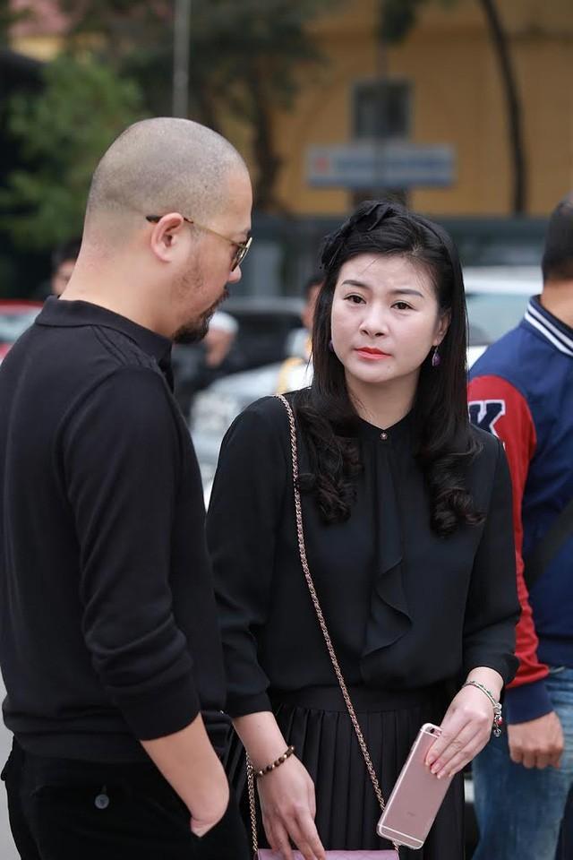 Hà Hồ, Mr Đàm.. ngậm ngùi đến tiễn đưa nhạc sĩ Lương Minh - ảnh 8