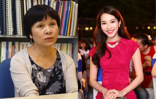 Hoa hậu Đặng Thu Thảo: 'Nên tịch thu tài sản người ngoại tình' - ảnh 1