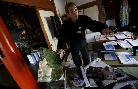 5 năm sau thảm họa Fukushima: Hy vọng tái thiết còn xa vời - ảnh 1