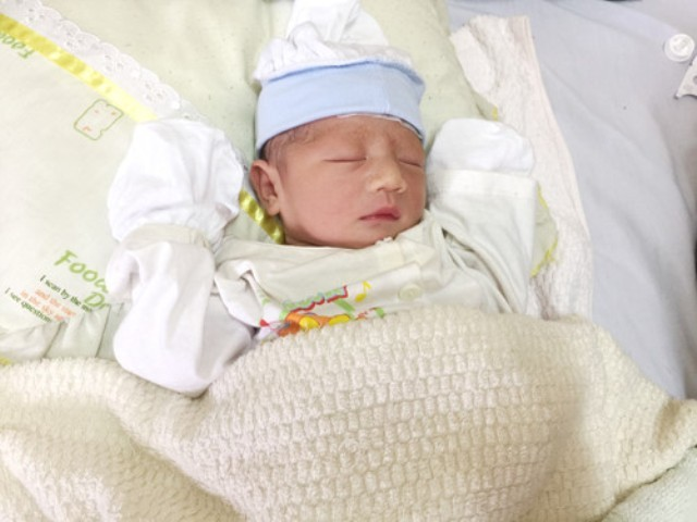 Sản phụ sinh con ở độ cao 10.000m trên máy bay Jetstar Pacific - ảnh 1