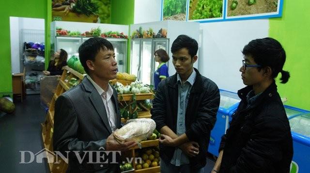 Hỏng đầm tôm, ông Đoàn Văn Vươn tiếp thị vịt sạch ở Thủ đô - ảnh 6