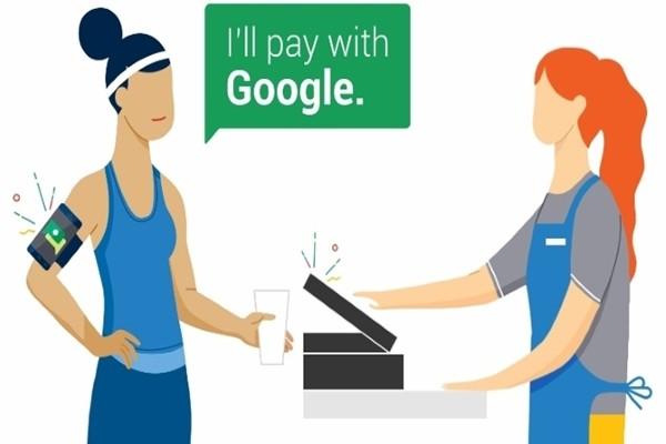 Cách thanh toán mới: 'Tôi trả bằng Google' - ảnh 1