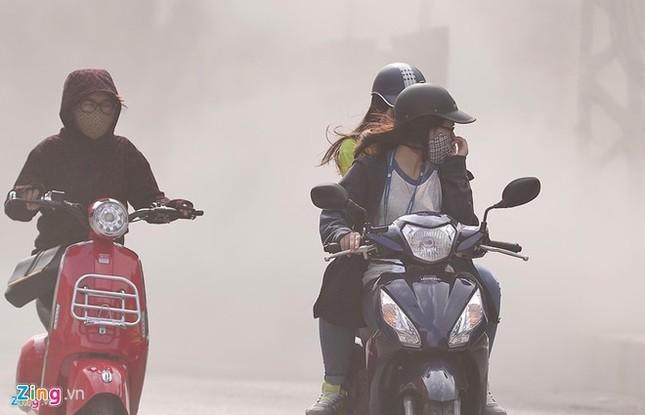 Ô nhiễm không khí ở Hà Nội ngang Bắc Kinh? - ảnh 2