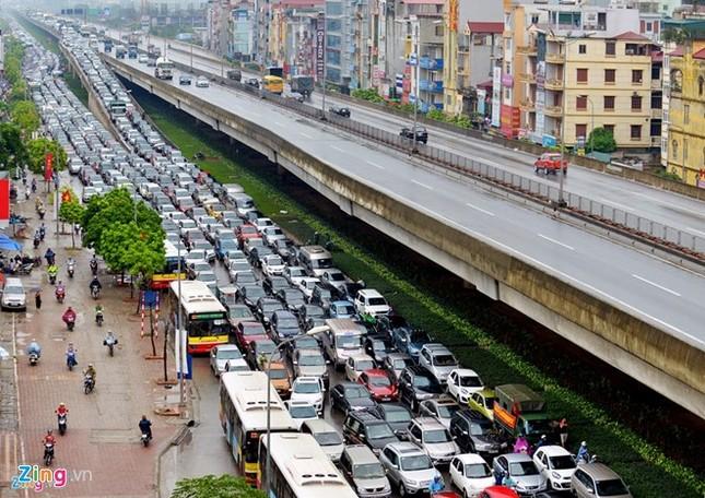 Ô nhiễm không khí ở Hà Nội ngang Bắc Kinh? - ảnh 3