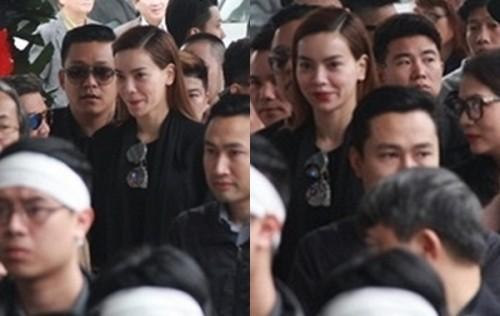 Mr Đàm 'tố' người chụp ảnh nụ cười Hà Hồ ở đám tang NS Lương Minh - ảnh 4