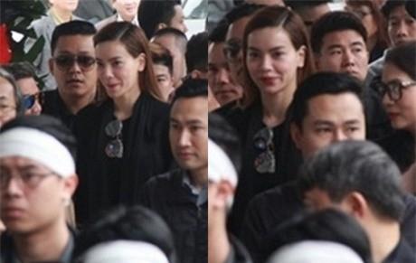 Hồ Ngọc Hà - Nỗi lòng về 'bão' thái độ lạ ở tang lễ NS Lương Minh - ảnh 2