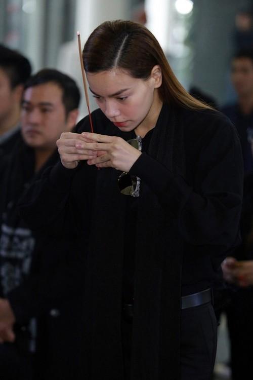 Hồ Ngọc Hà - Nỗi lòng về 'bão' thái độ lạ ở tang lễ NS Lương Minh - ảnh 3