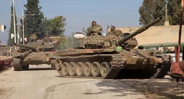 Tình hình Syria: Quân đội chính phủ quét sạch khủng bố ở Latakia - ảnh 1