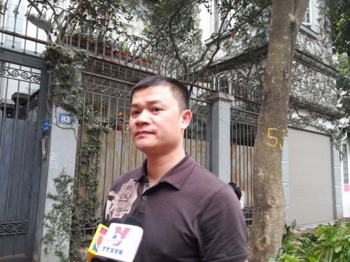 Hà Nội: Nhập máy, mời chuyên gia Singapore phục vụ cắt tỉa cây - ảnh 3