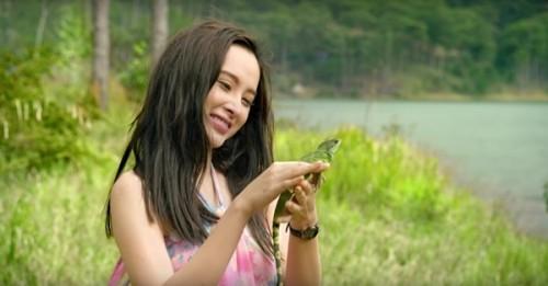 Angela Phương Trinh và món quà vàng nhờ 'Taxi, em tên gì?' - ảnh 6