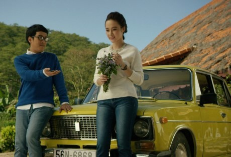 Angela Phương Trinh và món quà vàng nhờ 'Taxi, em tên gì?' - ảnh 3