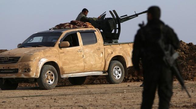 Khủng bố Al Nusra lấy cớ nã đạn để Thổ Nhĩ Kỳ can thiệp vào Syria - ảnh 1