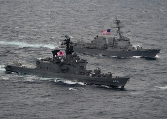 Tàu chiến Nhật Bản có thể đến cảng Cam Ranh vào tháng tới - ảnh 1