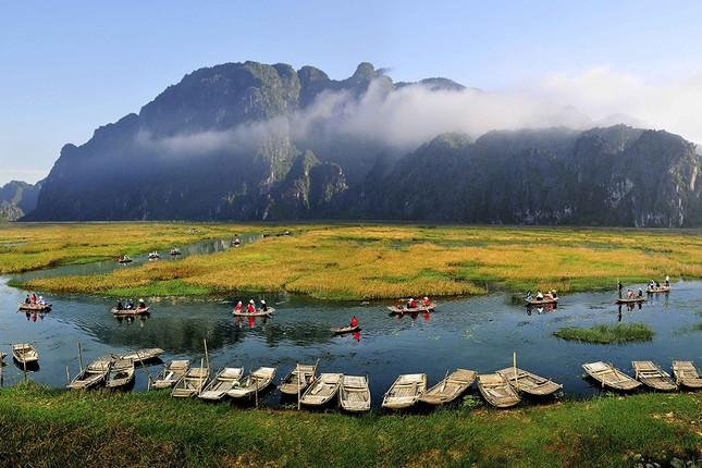 Vẻ đẹp của 6 địa điểm mệnh danh 'Vịnh Hạ Long trên cạn' xứ Bắc - ảnh 3