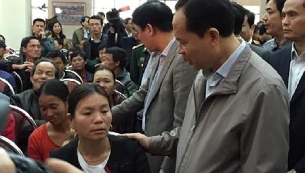 Bí thư tỉnh Thanh Hóa tâm sự điều gì với ngư dân Sầm Sơn? - ảnh 1