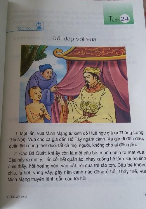 Tiếng Việt lớp 3 viết sai địa danh lịch sử: Cách viết đó rất khôn - ảnh 2