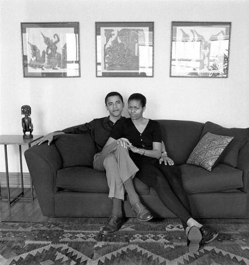 Chuyện tình vợ chồng Tổng thống Obama được dựng thành phim - ảnh 4