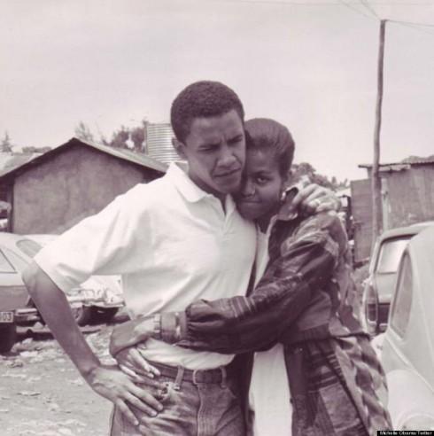 Chuyện tình vợ chồng Tổng thống Obama được dựng thành phim - ảnh 2