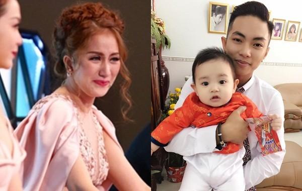 Khánh Thi và 'chồng trẻ kém 12 tuổi' Phan Hiển đường ai nấy đi? - ảnh 1