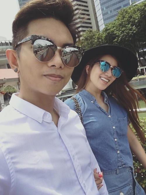 Khánh Thi và 'chồng trẻ kém 12 tuổi' Phan Hiển đường ai nấy đi? - ảnh 2