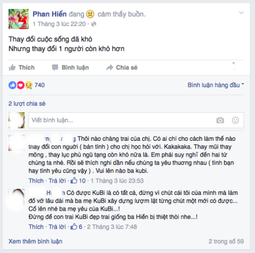 Khánh Thi và 'chồng trẻ kém 12 tuổi' Phan Hiển đường ai nấy đi? - ảnh 4