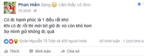 Khánh Thi và 'chồng trẻ kém 12 tuổi' Phan Hiển đường ai nấy đi? - ảnh 3