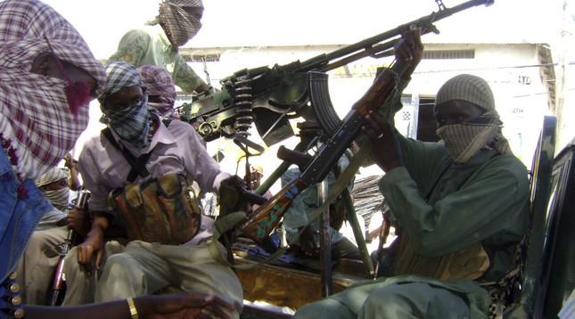 Máy bay không người lái Mỹ tiêu diệt 150 chiến binh Hồi giáo - ảnh 1