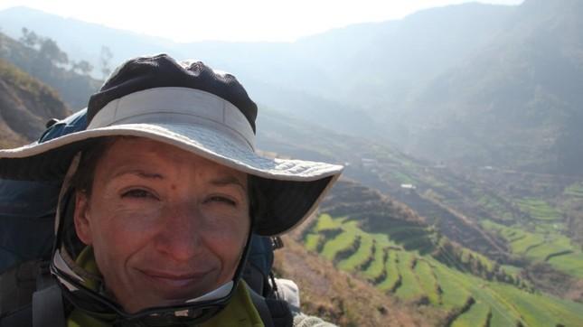Phi thường người phụ nữ đi bộ 16.000 km xuyên châu lục - ảnh 5