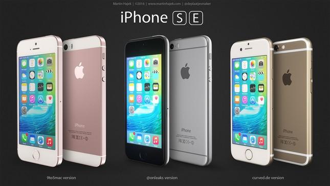 3 mẫu iPhone mới được Apple cho ra mắt năm 2016 - ảnh 2