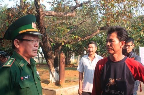 Ngư dân kể lại vụ tàu Trung Quốc cướp phá tàu cá Việt - ảnh 2