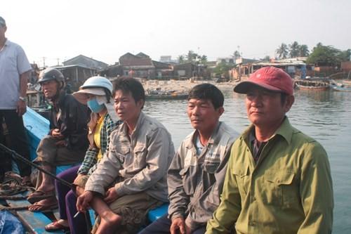Ngư dân kể lại vụ tàu Trung Quốc cướp phá tàu cá Việt - ảnh 5
