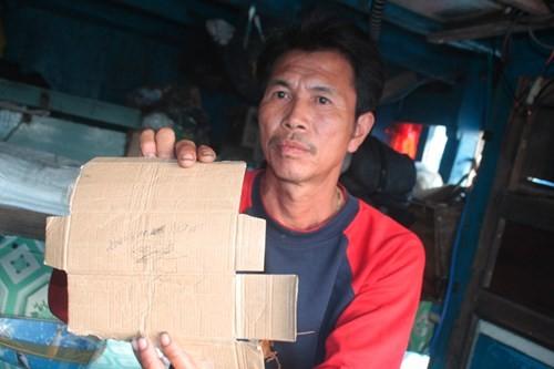Ngư dân kể lại vụ tàu Trung Quốc cướp phá tàu cá Việt - ảnh 6