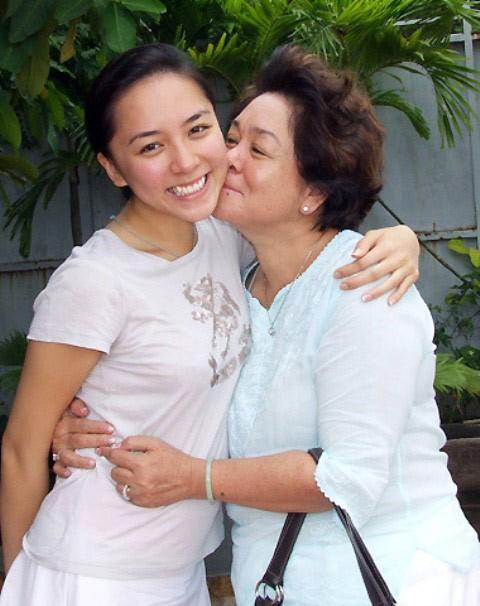 Những bà mẹ chồng xinh đẹp, quyền lực bậc nhất của mỹ nhân Việt - ảnh 2